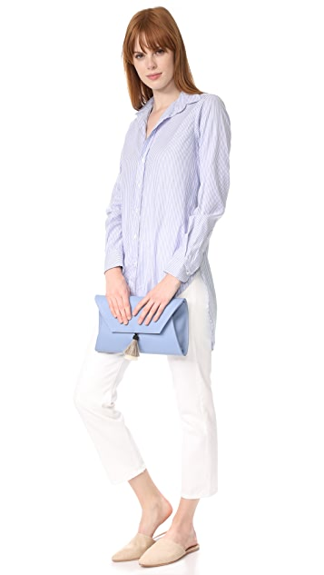 Frank & Eileen Рубашка на пуговицах Grayson