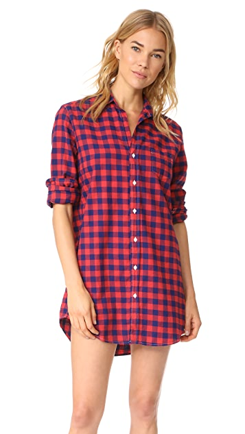 Frank & Eileen Mary Button Down Dress