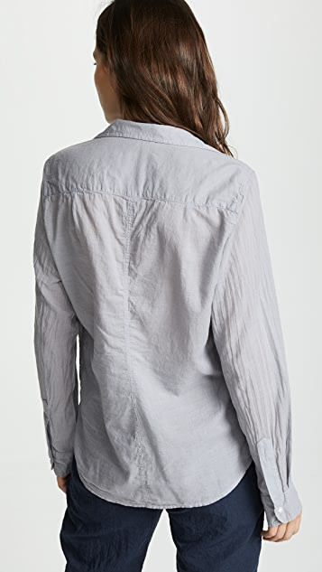 Frank & Eileen Barry Button Shirt