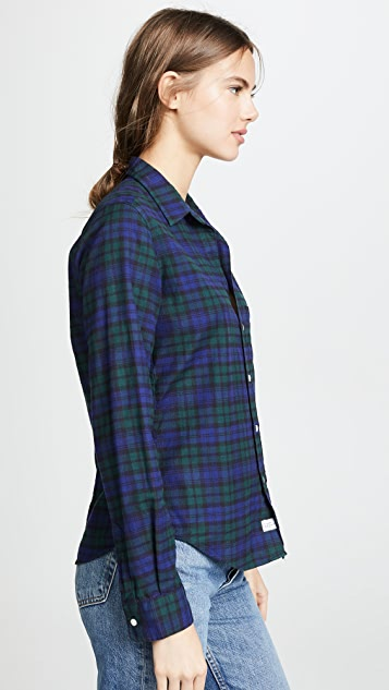 Frank & Eileen Barry Buttondown