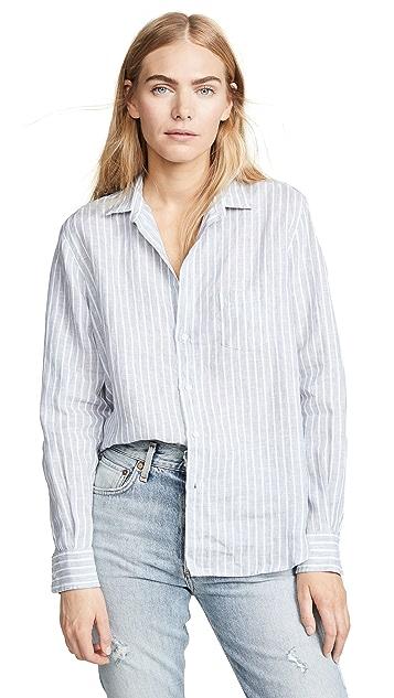 Frank & Eileen Eileen Long Sleeve Button Down Shirt