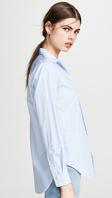 Frank & Eileen Frank Button Down