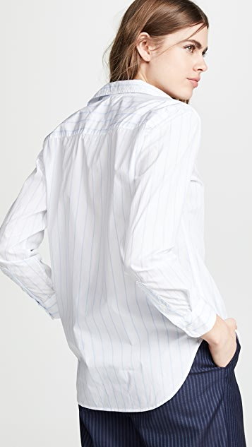 Frank & Eileen Frank Long Sleeve Button Down Shirt