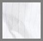 White & Wide Blue Stripe