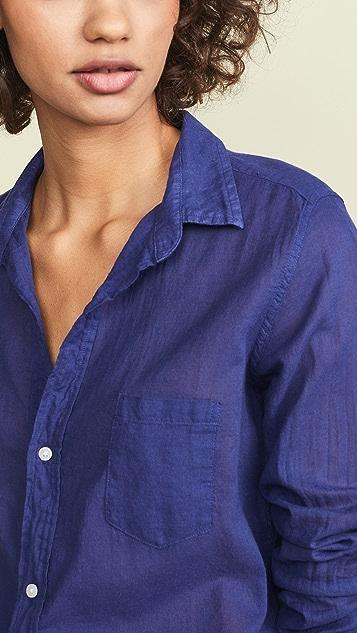 Frank & Eileen Barry Long Sleeve Button Down Shirt