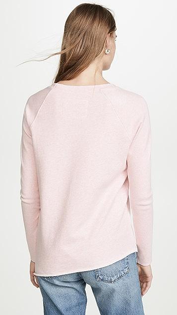 Frank & Eileen Asymmetric Sweatshirt