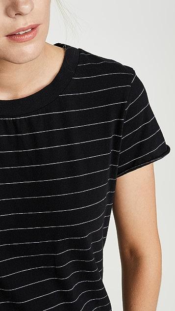 Frank & Eileen Asymmetrical T-Shirt Dress