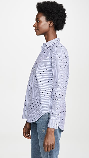 Frank & Eileen Рубашка на пуговицах Frank
