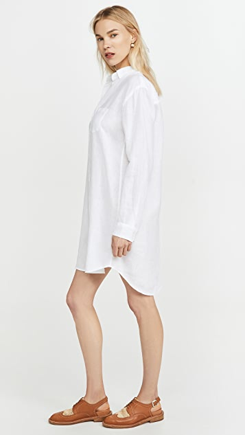 Frank & Eileen Mary Linen Dress