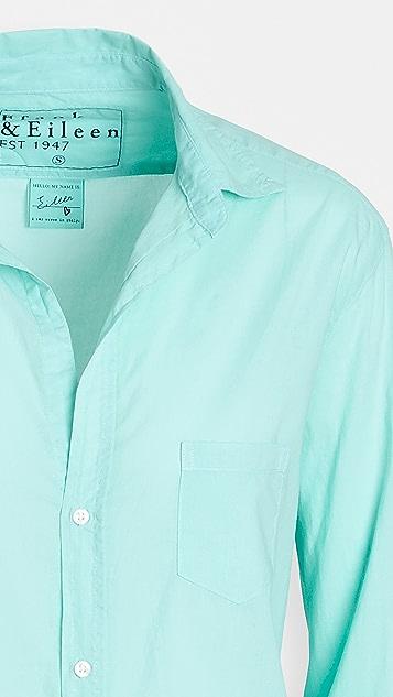 Frank & Eileen 女士系扣衬衫