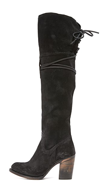 FREEBIRD by Steven Brock Over the Knee Boots