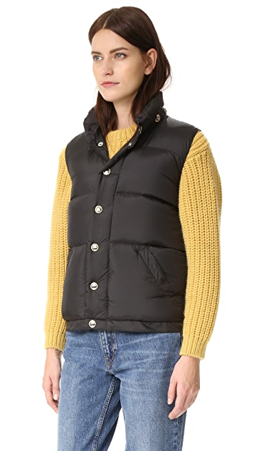 FREECITY OG Dove Puffy Vest