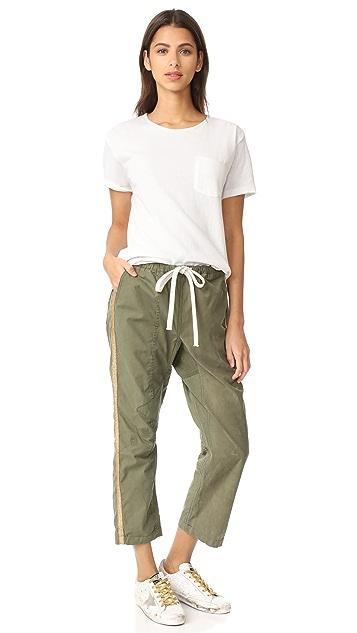 FREECITY Golden Pants