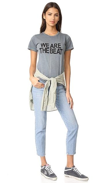 FREECITY We Are The Beat Short Sleeve T-Shirt