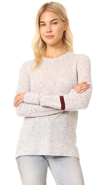 FREECITY Cashmere Crew Neck Sweater