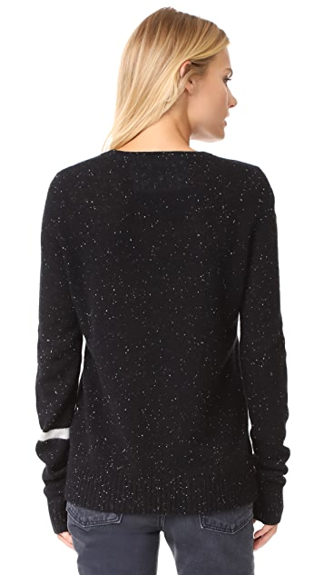 FREECITY Cashmere Crew Neck Sweater