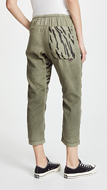 FREECITY Tiger Mix Pants