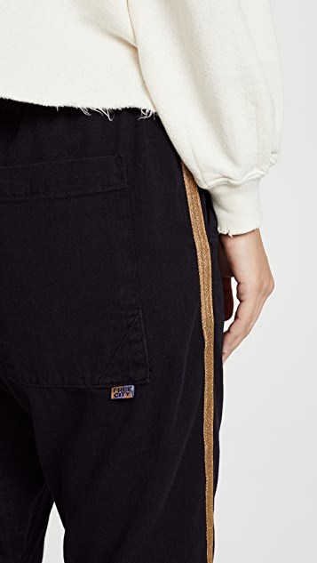 FREECITY Band Pants