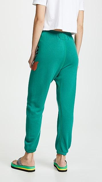 FREECITY Спортивные брюки Superfluff Luxe OG