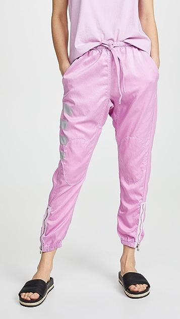 FREECITY Атласные брюки Jump