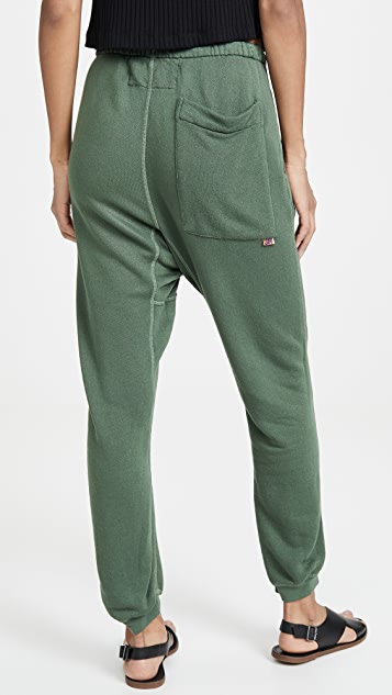 FREECITY Спортивные брюки Superfluff Pocketlux
