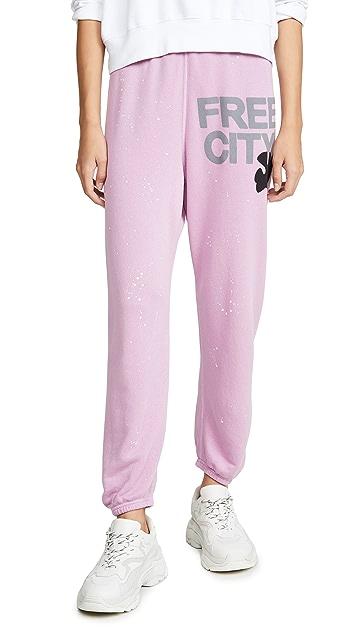 FREECITY Superfluff Luxe Sweatpants
