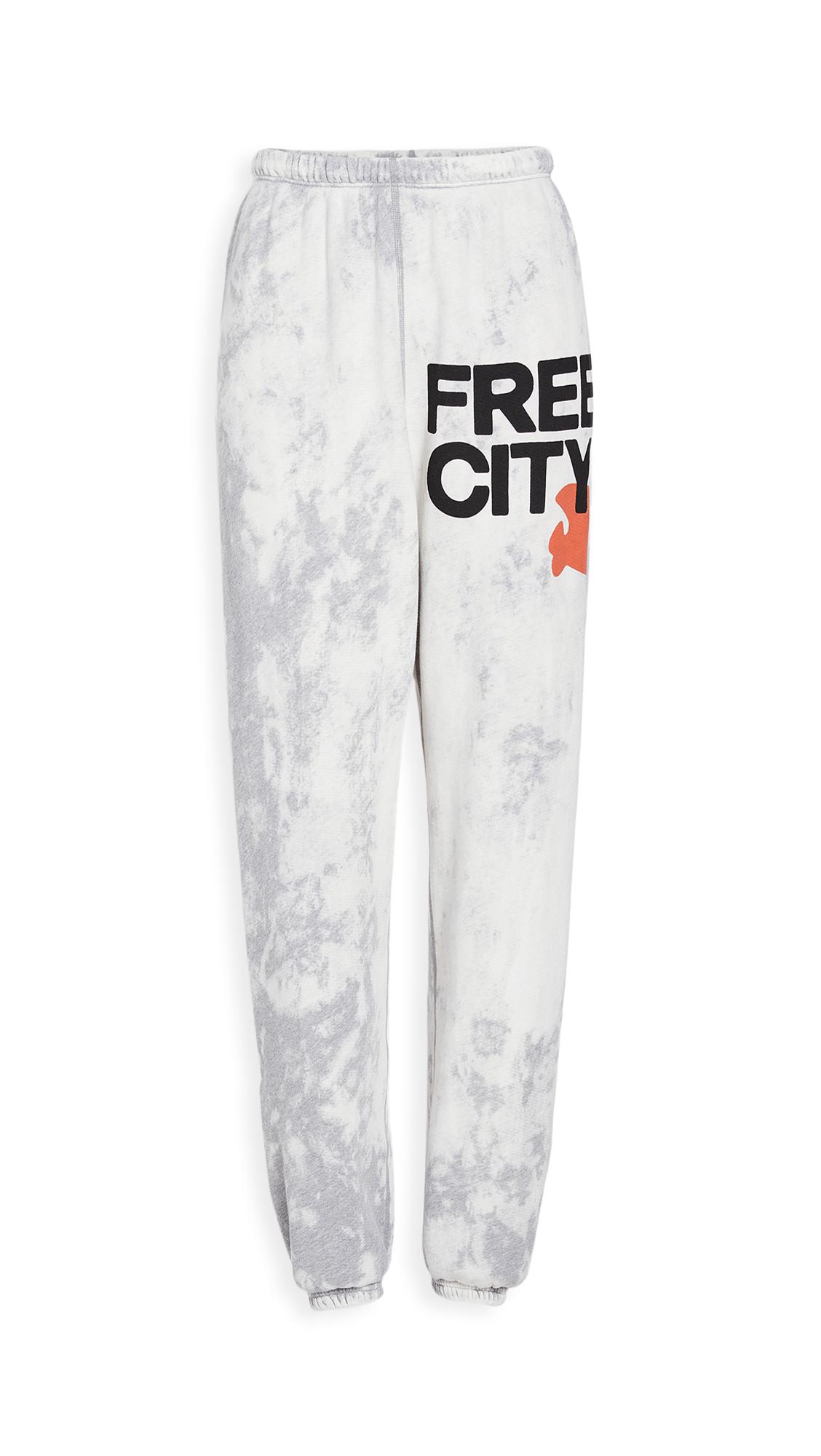 FREECITY Superbleachout OG Sweatpants