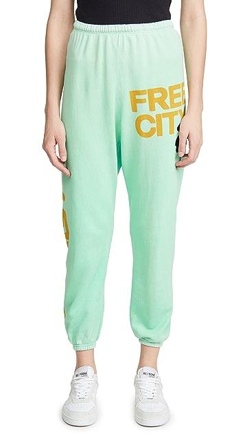 FREECITY OG Super Vintage Sweatpants