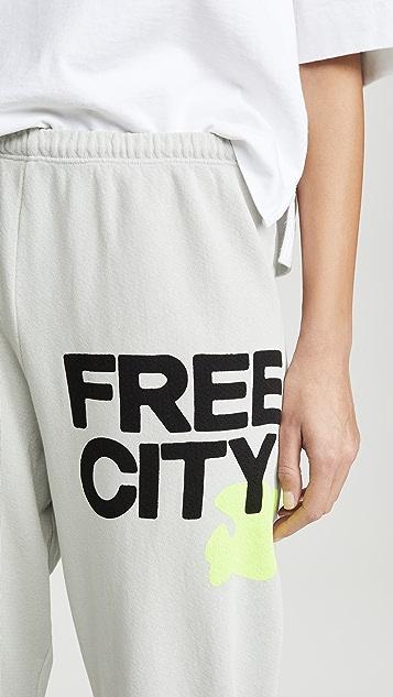 FREECITY Спортивные брюки FREECITY