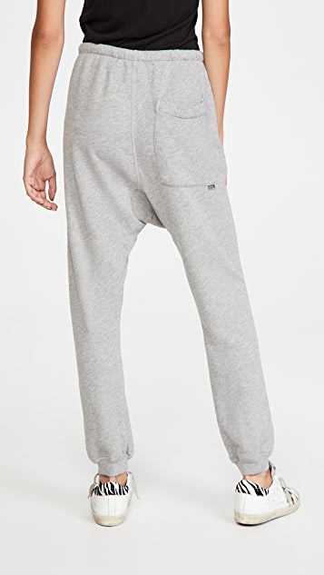 FREECITY Superfluff 口袋杂色运动裤