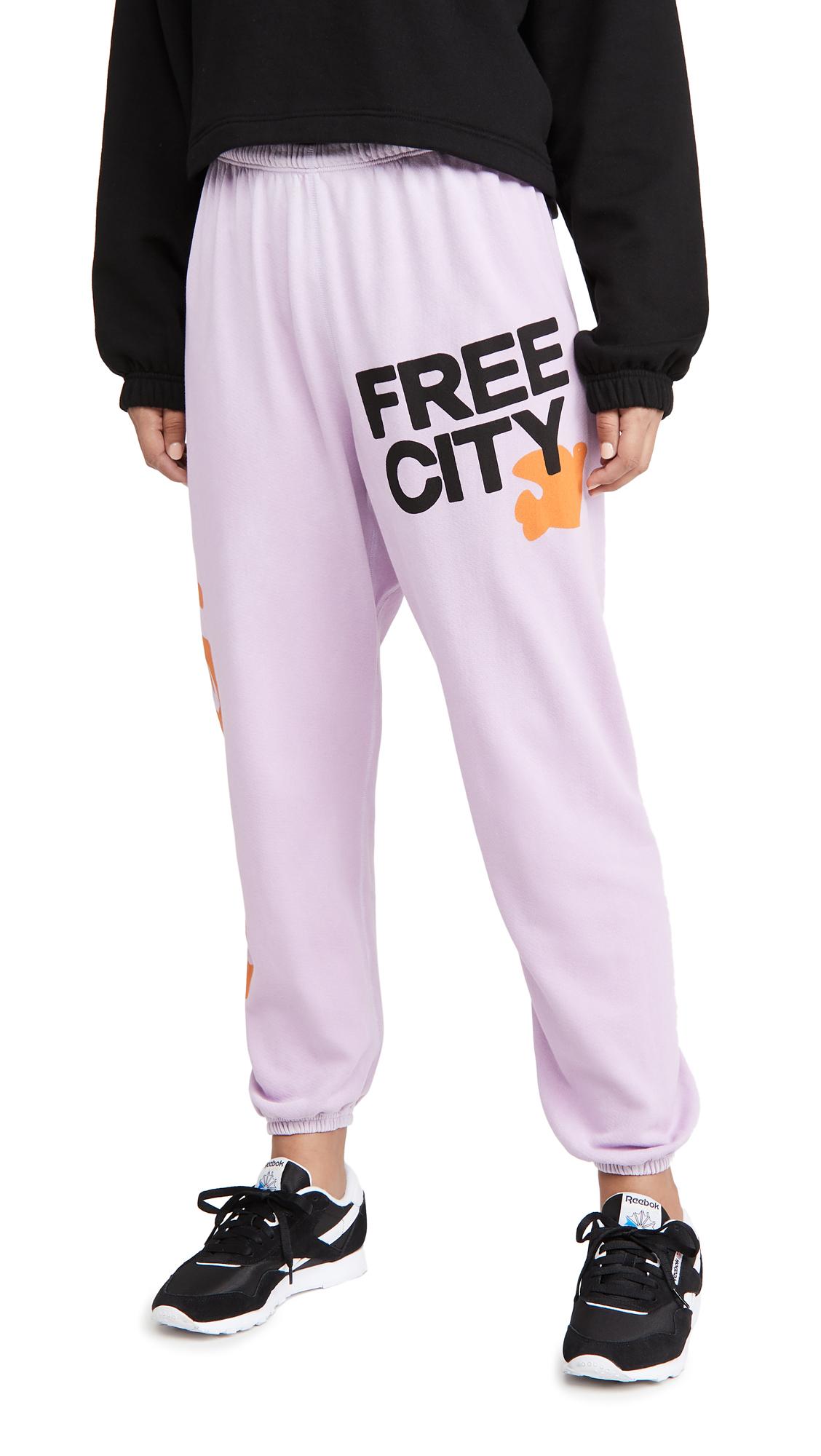 FREECITY Lets Go Freecity Sweatpants