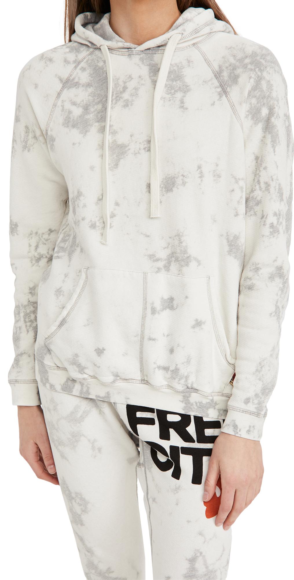 FREECITY Superbleachout Pullover Hoodie