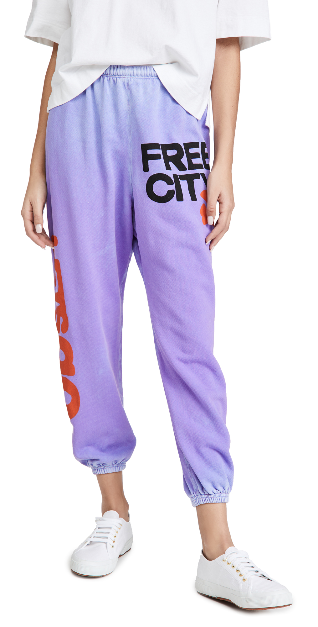 FREECITY Lets Go Free City Super Vintage Sweatpants