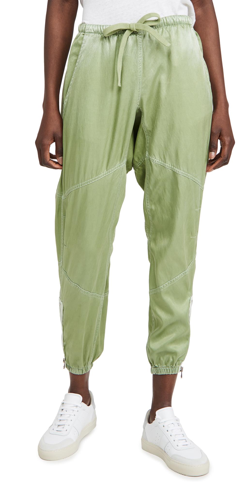 Parachute Satin Pants