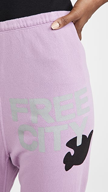 FREECITY Superfluff Lux Og Sweatpants