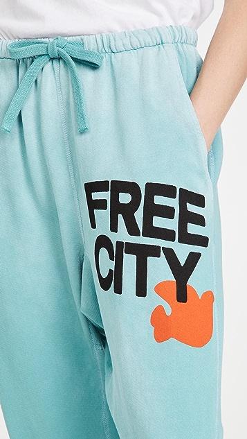 FREECITY Freecity Pocket Sweatpants