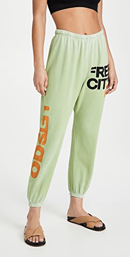 FREECITY - Lets Go OG Supervintage Sweatpants
