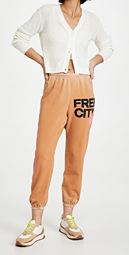 FREECITY - Lets Go Free City OG Supervintage Sweatpants