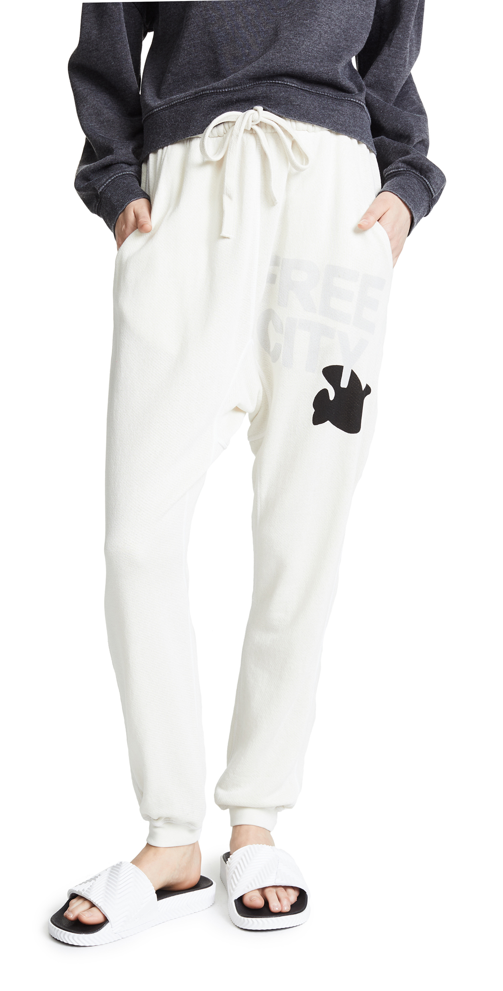 Super Fluffy Pocket Sweatpants