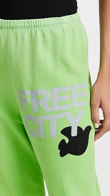 FREECITY Lets Go OG Supervintage Sweatpants