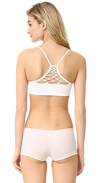 Free People Baby Racer Back Bra