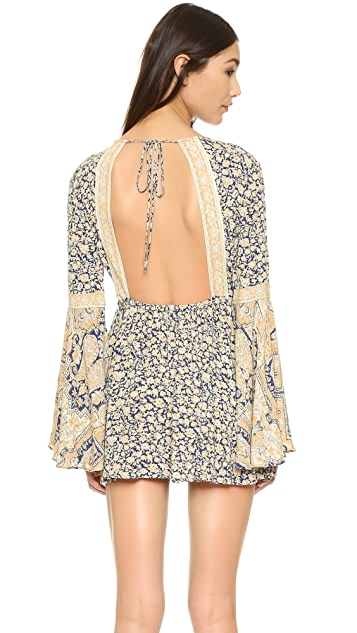 Free People One Upon A Summertime Romper
