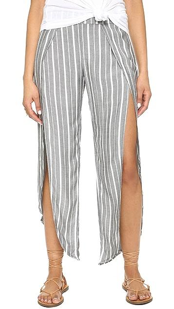 Free People Rosemary Slit Pants