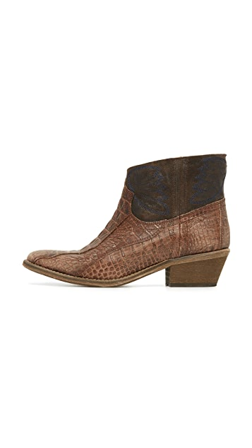 Free People Dorado Ankle Booties