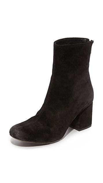 Free People Cecile Ankle Booties