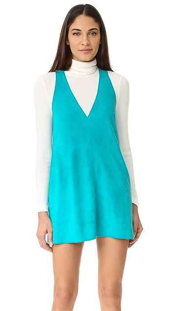 2640842d8 Free People Retro Love Suede Dress | SHOPBOP