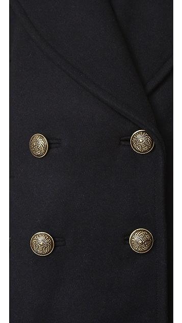 Free People Sedgwick Pea Coat