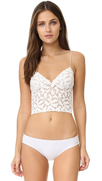 Free People Lace Lacey Cami