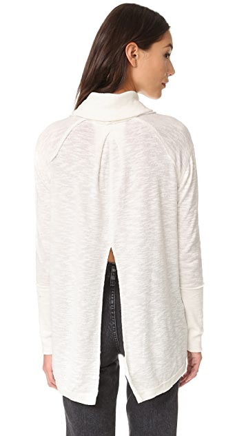 Free People Long Sleeve Turtleneck