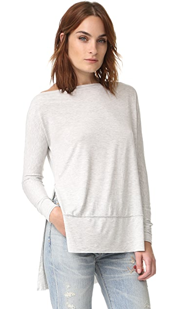 Free People Luna Tee